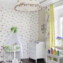 Фото из портфолио Детская для маленькой принцессы – фотографии дизайна интерьеров на INMYROOM