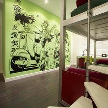 Фото из портфолио Немецкий гламур – фотографии дизайна интерьеров на INMYROOM