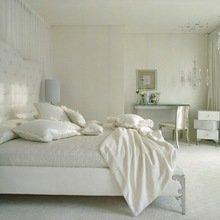 Фотография: Спальня в стиле Классический, Цвет в интерьере, Стиль жизни, Советы, Белый – фото на InMyRoom.ru