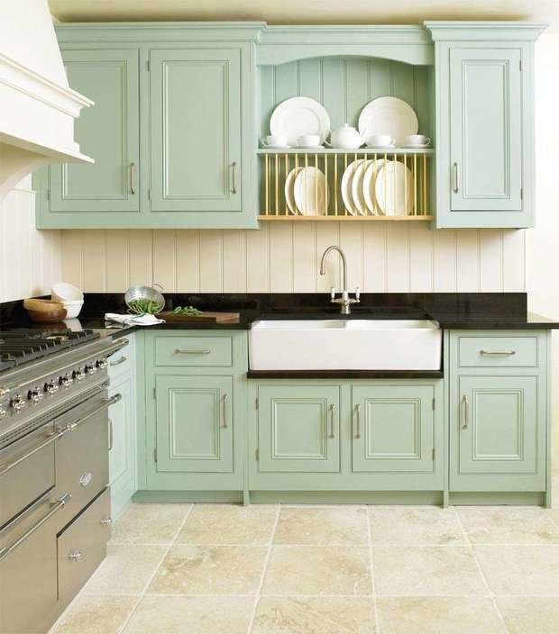Фотография: Кухня и столовая в стиле , Декор интерьера, Дизайн интерьера, Цвет в интерьере, Белый – фото на InMyRoom.ru