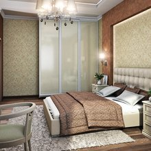 Фотография: Спальня в стиле Классический, Современный, Декор интерьера, Дом, Архитектура, Минимализм – фото на InMyRoom.ru