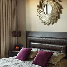 Фотография: Спальня в стиле Современный, Классический, Восточный, Квартира, Дома и квартиры – фото на InMyRoom.ru