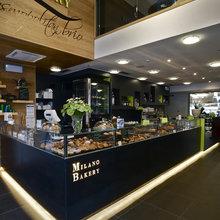 Фото из портфолио Milano Bakery – фотографии дизайна интерьеров на InMyRoom.ru