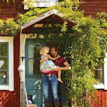 Фотография: Архитектура в стиле Кантри, Дом, Дома и квартиры, IKEA, Проект недели, Дача – фото на InMyRoom.ru