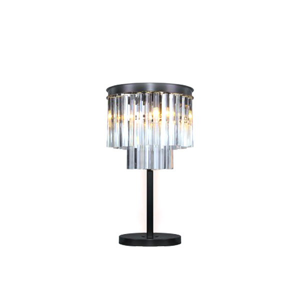 Купить Настольная лампа Delight Collection из металла и стекла, inmyroom, Китай