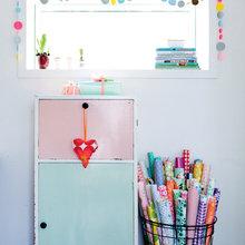 Фото из портфолио Пастельные цвета в интерьере : комфорт в каждой детали – фотографии дизайна интерьеров на InMyRoom.ru