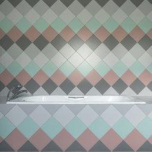 Фотография: Ванная в стиле Кантри, Дом, Проект недели, Женя Жданова, Дом и дача – фото на InMyRoom.ru