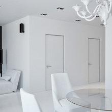 Фото из портфолио Квартира в ЖК Авеню 77 – фотографии дизайна интерьеров на INMYROOM