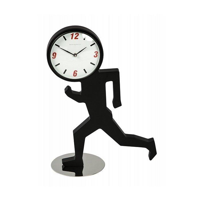 Часы настольные UOMINO Black / 1717 T