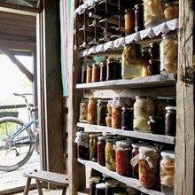 Фотография: Прочее в стиле Кантри, Кухня и столовая, Дом, Интерьер комнат – фото на InMyRoom.ru