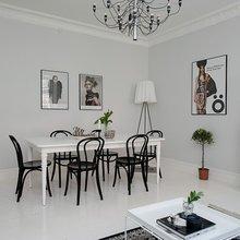 Фото из портфолио Nordhemsgatan 60, Линнестаден – фотографии дизайна интерьеров на INMYROOM