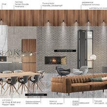 Фото из портфолио Интерьер гостевого загородного дома во Владимирской области – фотографии дизайна интерьеров на INMYROOM