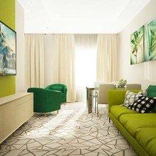 Фото из портфолио Номер в отеле – фотографии дизайна интерьеров на INMYROOM