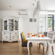 Фото из портфолио White Inside – фотографии дизайна интерьеров на INMYROOM