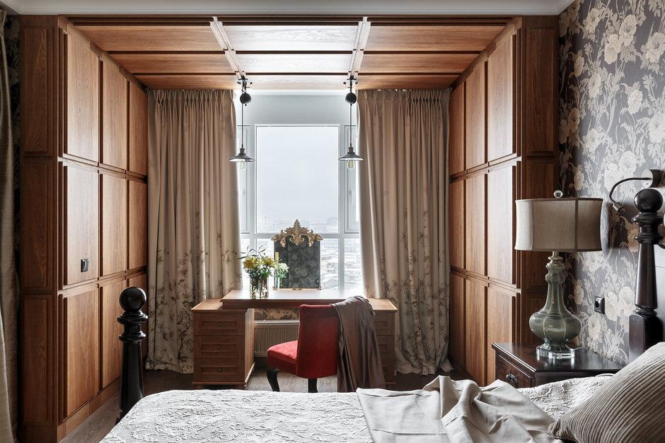 Фотография: Кабинет в стиле Классический, Квартира, Проект недели, Санкт-Петербург, Монолитный дом, 4 и больше, Более 90 метров, Дизайн-Холл – фото на InMyRoom.ru