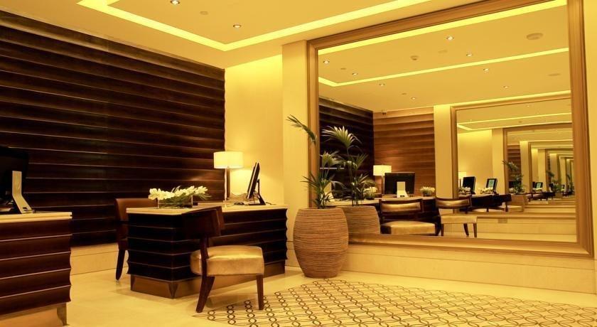 Фотография: Офис в стиле Современный, Дома и квартиры, Городские места, Отель, Проект недели – фото на InMyRoom.ru