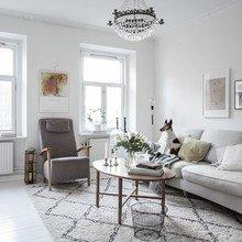 Фото из портфолио Övre djupedalsgatan 9b, Göteborg – фотографии дизайна интерьеров на InMyRoom.ru