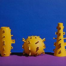 Фотография:  в стиле Современный, Эклектика, Индустрия, События, Artplay, Филипп Старк – фото на InMyRoom.ru