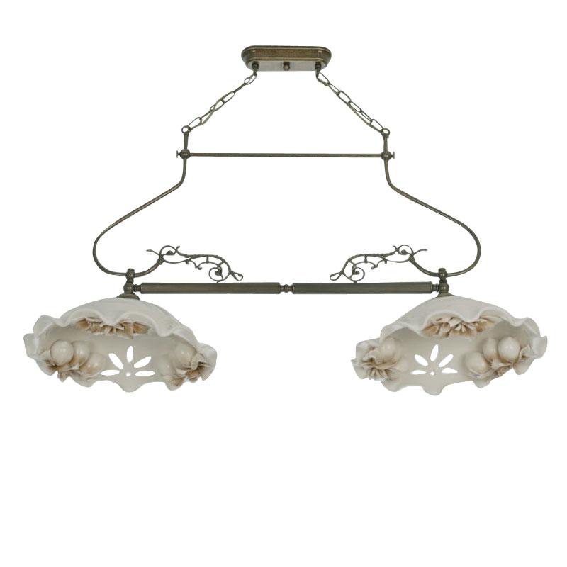 Купить Подвесной светильник Jago Sorrento с белым керамическим абажуром, inmyroom, Италия