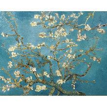 Картина (репродукция, постер): Branches with Almond Blossom, 1890 - Винсент Ван Гог