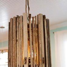 Фотография: Мебель и свет в стиле Кантри, Классический, Декор интерьера, DIY, Советы, Люстра – фото на InMyRoom.ru