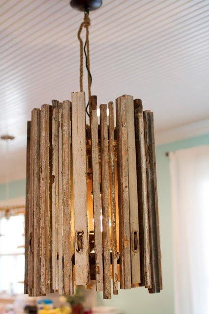 Фотография: Мебель и свет в стиле Прованс и Кантри, Классический, Декор интерьера, DIY, Советы, Люстра – фото на InMyRoom.ru