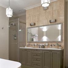 Фотография: Ванная в стиле Классический, Квартира, Проект недели, Надя Зотова – фото на InMyRoom.ru