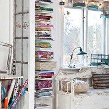 Фотография: Гостиная в стиле Кантри, Классический, Декор интерьера, Дизайн интерьера, Цвет в интерьере – фото на InMyRoom.ru