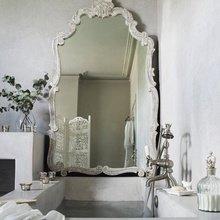 Фотография: Ванная в стиле Восточный, Декор интерьера, Дом, Декор дома, Зеркало – фото на InMyRoom.ru