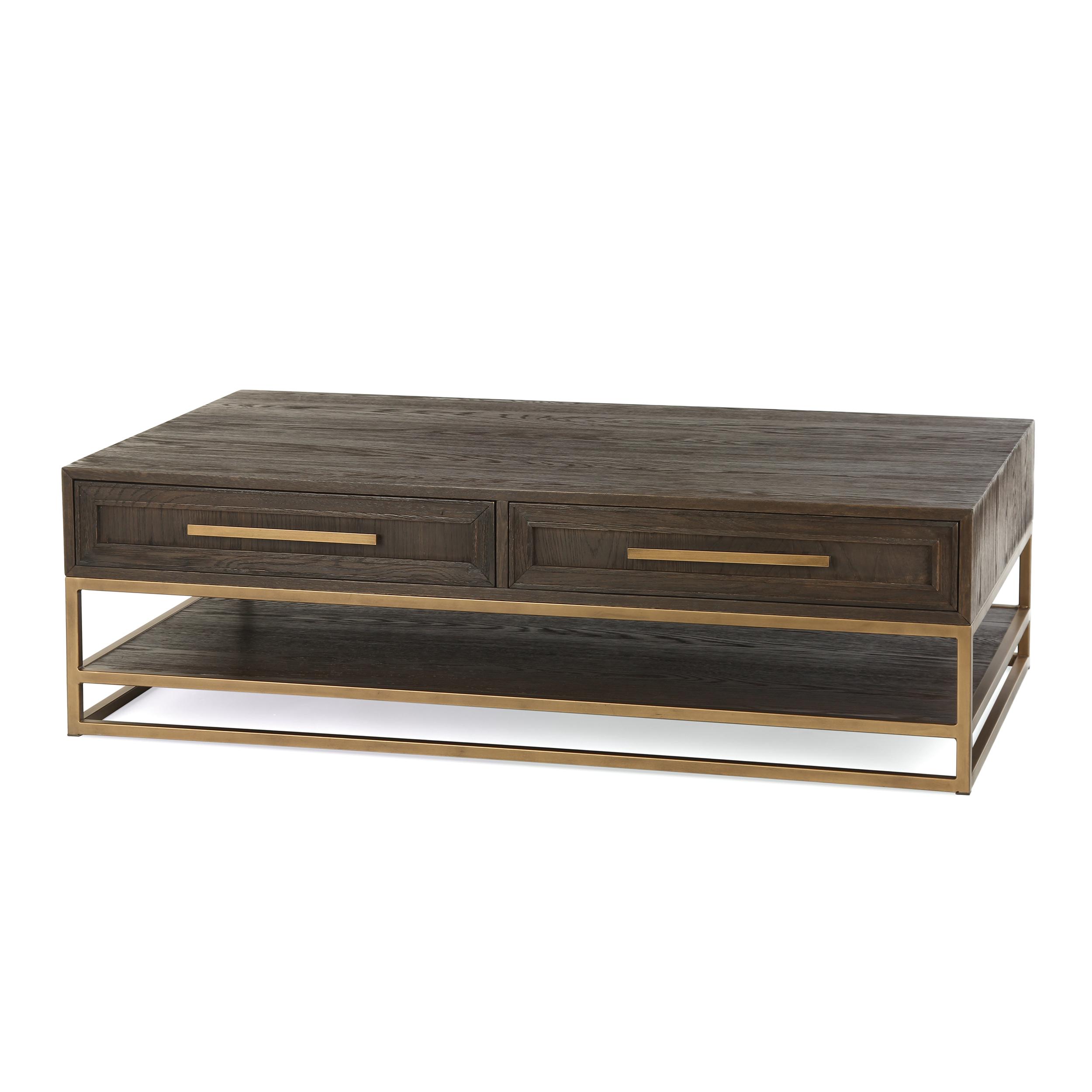Купить Кофейный стол Bullard из массива дуба, inmyroom, Китай