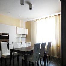 Фото из портфолио Интерьер квартиры в ЖК Шмитовский – фотографии дизайна интерьеров на INMYROOM