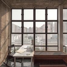 Фото из портфолио Промышленный лофт, Гонконг – фотографии дизайна интерьеров на INMYROOM