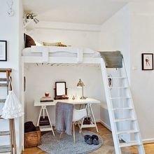 Фотография: Спальня в стиле Скандинавский, Лофт, Декор интерьера, Декор дома, Минимализм – фото на InMyRoom.ru