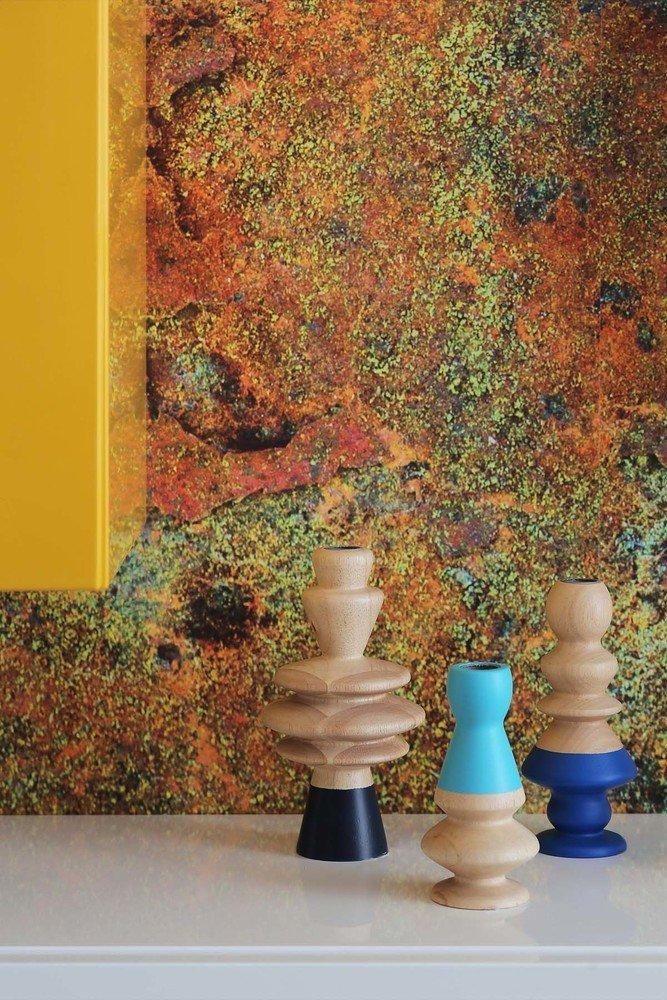 Фотография: Декор в стиле Современный, Квартира, Студия, Проект недели, Оксана Олейник, 40-60 метров, Монолитно-кирпичный – фото на InMyRoom.ru