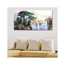 Декоративная картина на холсте: Восхитительный ландшафт