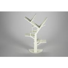 """Стеллаж """"Дерево Ангел"""" 150 см белый"""