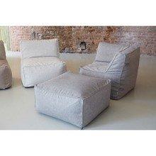 Модульный диван с двумя угловыми модулями