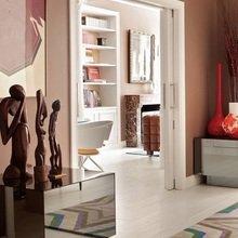 Фотография: Декор в стиле Эклектика, Декор интерьера, Квартира, Дизайн интерьера, Цвет в интерьере – фото на InMyRoom.ru