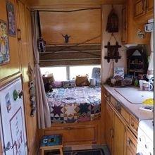 Фотография:  в стиле Кантри, Дом, Дома и квартиры, Дом на колесах – фото на InMyRoom.ru