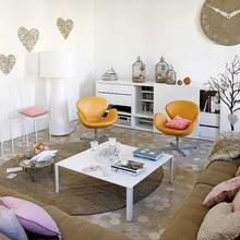 Фотография: Гостиная в стиле Современный, Декор интерьера, Квартира, Дома и квартиры, Барселона, Модерн – фото на InMyRoom.ru
