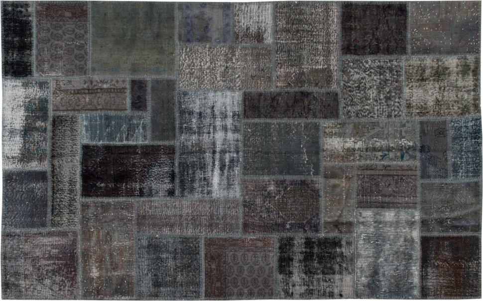 Купить Винтажный ковер Patchwork 299x194, inmyroom, Турция