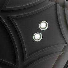Фото из портфолио Точечные гипсовые светильники АРАТТА – фотографии дизайна интерьеров на INMYROOM