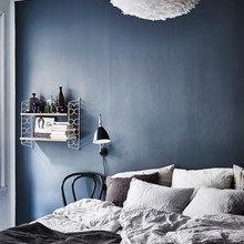 Фотография: Спальня в стиле Скандинавский, Декор интерьера, Квартира, Гетеборг – фото на InMyRoom.ru