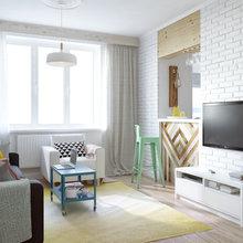 Фото из портфолио идеи для квартирки) – фотографии дизайна интерьеров на INMYROOM