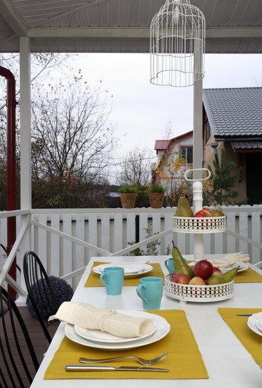 Фотография: Балкон, Терраса в стиле Классический, Скандинавский, Современный – фото на INMYROOM
