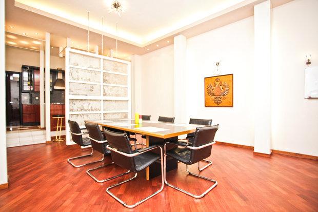 Фотография: Офис в стиле Современный, Дома и квартиры, Городские места, Москва, Хостел – фото на InMyRoom.ru