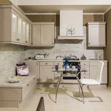 Фото из портфолио Кухни в ДаВинчи – фотографии дизайна интерьеров на InMyRoom.ru