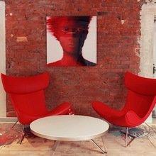 Фотография: Гостиная в стиле Кантри, Лофт, Современный, Эклектика, Офисное пространство, Индустрия, Люди – фото на InMyRoom.ru