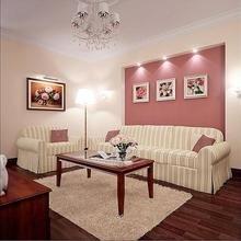 Фотография: Гостиная в стиле Классический, Квартира, Дома и квартиры, Перепланировка – фото на InMyRoom.ru