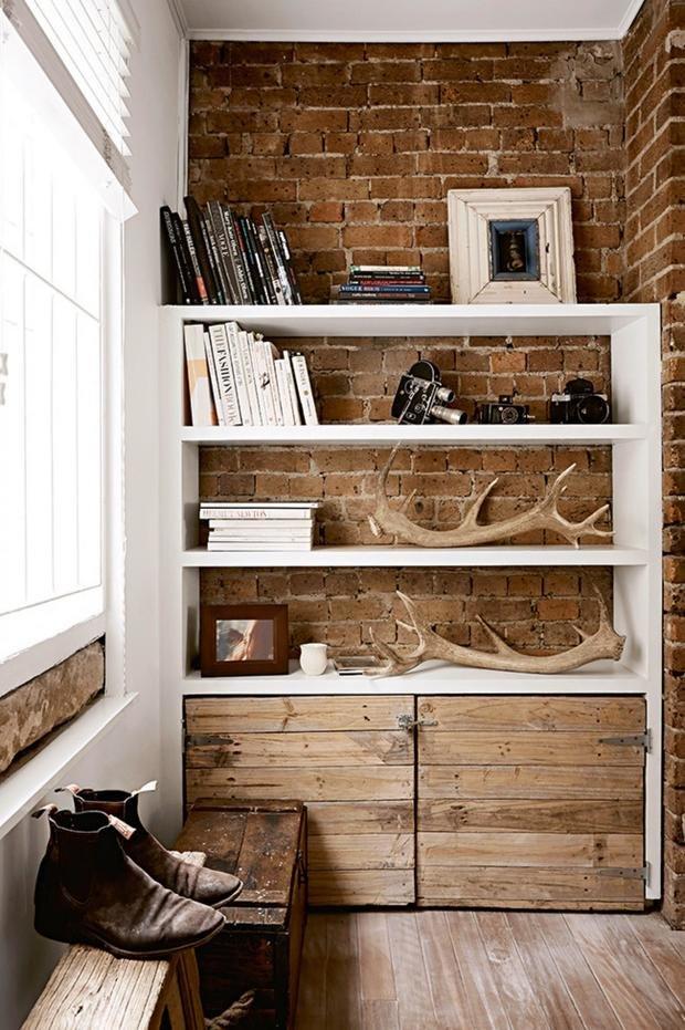 Фото из портфолио Возрождение дачи в старинно-промышленном стиле – фотографии дизайна интерьеров на INMYROOM